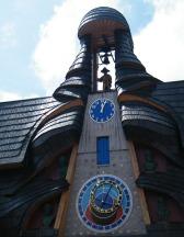 Světový unikát - na severním Slovensku v Staré Bystrici mají přesný orloj